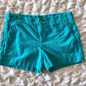 Banana Republic Hampton Fit Textured Shorts